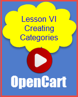Lesson VI Creating Catagories